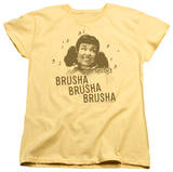 Womens: Grease - Brusha Brusha Brusha Shirts