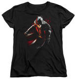Womens: Dark Knight Rises - Ready To Punch Shirt