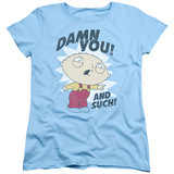 Womens: Family Guy - And Such T-shirts