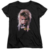 Womens: Labyrinth - Goblin King T-shirts