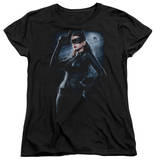 Womens: Dark Knight Rises - Out On The Town T-shirts