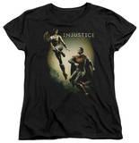 Womens: Injustice: Gods Among Us - Battle Of The Gods T-Shirt