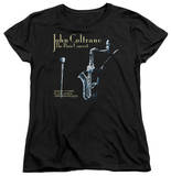 Womens: John Coltane - Paris Coltrane T-shirts