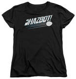 Womens: Mork & Mindy - Shazbot Egg T-shirts