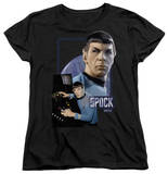 Womens: Star Trek - Spock T-shirts