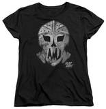 Womens: Slap Shot - Goalie Mask T-shirts