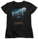 Womens: The Hobbit: An Unexpected Journey - A Journey T-shirts
