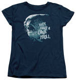Womens: Lord Of The Rings - Cave Troll T-shirts