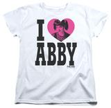 Womens: NCIS - I Heart Abby T-shirts