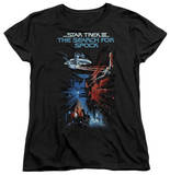 Womens: Star Trek - The Search For Spock (Movie) T-shirts