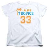 Womens: Semi Pro - Tropics Jersey T-shirts