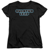 Womens: Quantum Leap - Logo T-shirts