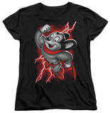 Womens: Mighty Mouse - Mighty Storm T-Shirt