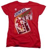 Womens: The Flash - Showcase No.4 Cover T-Shirt