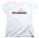 Womens: Pet Sematary - Logo Shirts