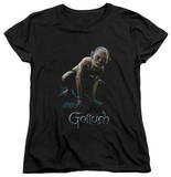 Womens: Lord Of The Rings - Gollum T-Shirt