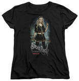 Womens: Sucker Punch - Babydoll Poster T-shirts