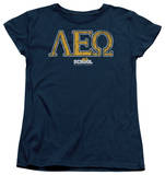 Womens: Old School - Leo Shirts