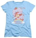 Womens: Strawberry Shortcake - Smile T-shirts