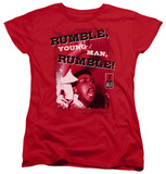 Womens: Muhammad Ali - Rumble T-shirts