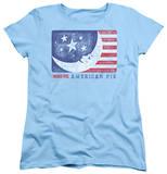 Womens: Moon Pie - American Pie T-shirts
