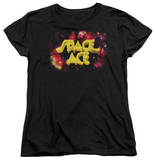 Womens: Space Ace - Logo T-shirts