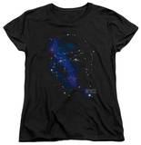 Womens: Star Trek - Spock Constellations T-shirts
