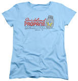 Womens: King Of The Hill - Strickland Propane T-Shirt