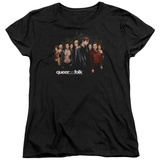 Womens: Queer As Folk - Title Shirts