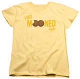 Womens: Moon Pie - I Got Mooned T-shirts