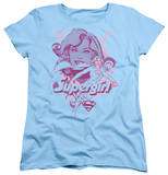 Womens: Superman - Supergirl T-shirts