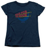 Womens: Moon Pie - Reach For The Moon T-shirts