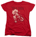 Womens: Strawberry Shortcake - Wild Child T-shirts