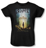 Womens: Spiderwick Chronicles - Movie Poster T-shirts