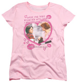 Womens: The Breakfast Club - Lipstick Shirts
