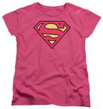 Womens: Superman - Superman Classic Logo Shirts