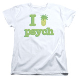 Womens: Psych - I Like Psych Shirts