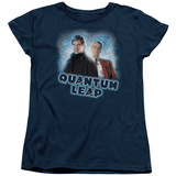 Womens: Quantum Leap - Sam & Al T-Shirt