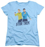 Womens: Star Trek - Phasers Ready Shirts