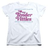 Womens: Tender Vittles - Love T-shirts