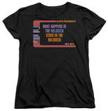 Womens: Star Trek - Holodeck Secrets Shirts