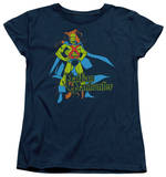 Womens: Martian Manhunter - Martian Manhunter T-shirts