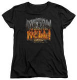 Womens: Tenacious D - Metal T-shirts