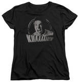 Womens: Star Trek - Khan Distressed Shirts
