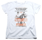 Womens: Rocky - Vs Clubber Poster Shirt