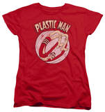 Womens: Plastic Man - Bounce Shirt