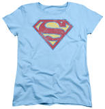 Womens: Superman - Super S T-Shirt