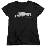 Womens: Lord Of The Rings - The Fellowship Shirts