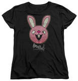 Womens: Sucker Punch - Pink Bunny Shirts
