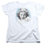 Womens: Lucille Ball - In Blue T-shirts